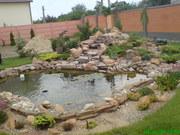 ЭкоДом.Строительство бассейнов,  прудов,  аквариумов.