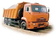 Песок, цемент, щебень, шлак, вывоз мусора, грузчики