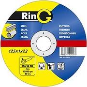 350 х 3 х 22 отрезной абразивный круг по металлу RinG (РИНГ)