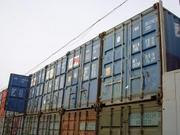 Продам недорого  морские контейнера б/у 3, 5, 20, 40 футов
