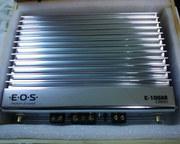 автомобильный усилитель EOS 100AB