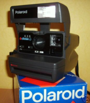 Продам фотоаппарат Polaroid-636 Closeup