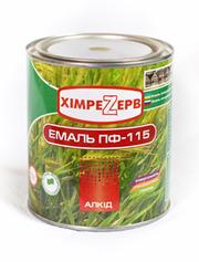 Производим и реализуем эмаль ПФ 115