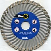 Алмазные отрезные диски (круги) 230 х 22.23 RinG (РинГ,  Австрия)
