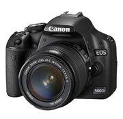 ПРОДАМ CANON EOS 500D+объективы Canon lens EF 50 1:1.4,  и Canon EFS 18