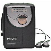 Продам кассетный стереоплейер Philips AQ6562