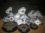 Круг (диск) отрезной 115 х 1.2 х 22.23. для металла. RinG (Австрия).