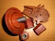 Изделия из пресс-материалов ДСВ,  АГ,  ГСП (реактопласты).