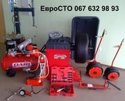 Подъёмник,  балансировка,  шиномонтажный станок,  компрессор,  вулканизато
