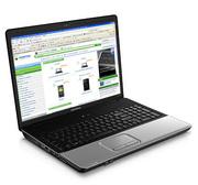Ноутбук HP Presario CQ70-100ER(2 ядра, 3 гига)Срочно!