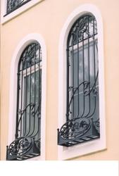 Решетки на окна кованые,  Днепропетровск