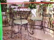 Мебель для кафе,  ресторанов кованая,  Днепропетровск