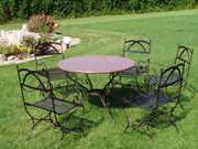Мебель для сада кованая,  Днепропетровск