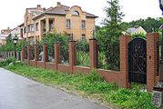 Заборы кованые,  ворота,  калитки,  Днепропетровск