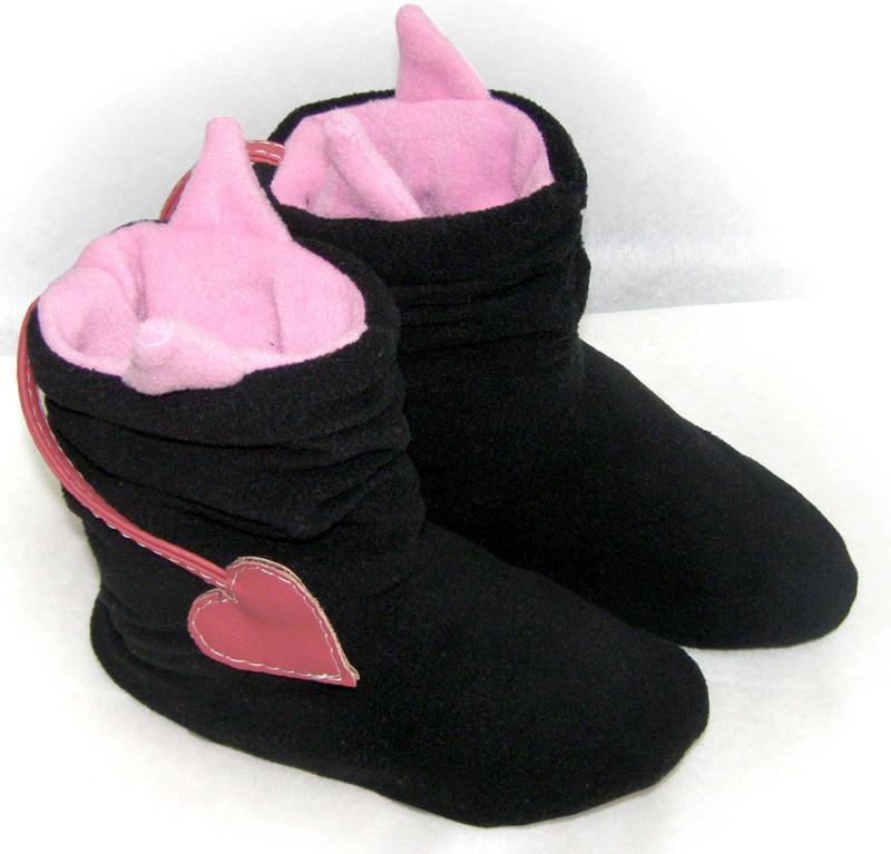 Тапочки сапожки для детей