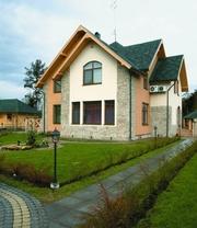 Строительство дома по канадской технологии.