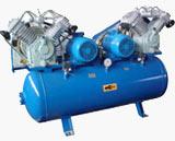 Поршневой воздушный компрессор с электроприводом К 20 С 416