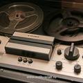 Магнитофон и проигрыватель пластинок Романтика-115
