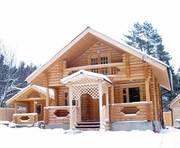 Строим деревянные дома,  коттеджи,  бани,  базы отдыха,  рестораны,  со сруба