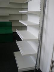 Продам стеллажи металлические для магазинов любого формата со склада в