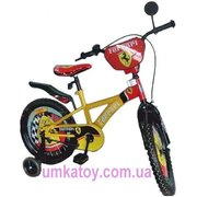 Реализуем по низким ценам 20 дюймовые детские велосипеды
