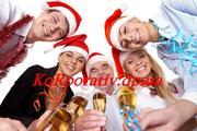 Ведущая  корпоративный Новый год