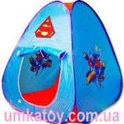 Предлагаем большой выбор детских игровых палаток