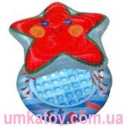 Продаем детский бассейн Intex 57428 Звезда с навесом