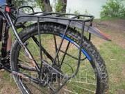 Велобагажник под диски