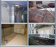 Изготовление изделий из нержавеющей стали в Днепропетровске