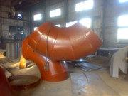 Продаем отводы Ду400-2000 мм