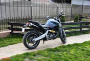 Yamaha MT-2007