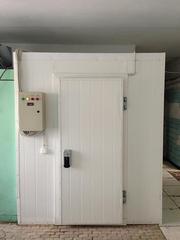 Холодильные и морозильные камеры от 2, 5 м. куб.