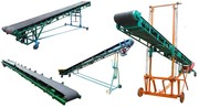 Ленточные транспортеры для сыпучих материалов