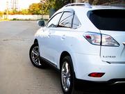 Предлагаем тюнинг для авто любителей Lexus RX 350- 450. Дефлекторы око