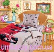 Предлагаем купить Детский постельный комплект белье Формула 1 ТМ Непос