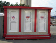 Санитарные модули,  модульные туалеты