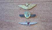 Продаю и покупаю  военные знаки, эмблемы, шевроны, военную амуницию