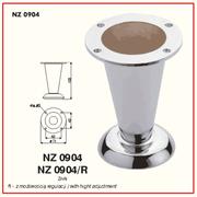 Ножка мебельная хромированная NZ 0904
