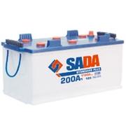 Аккумулятор 200 A/ч Sada Standard Plus