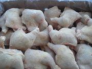 Продам  куриную замороженную Четверть,  бедро,  филе,  голень,  крыло,  гру