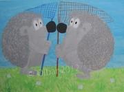 Детский художник предлагает сотрудничество