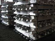 Алюминий АВ87,  АВ91,  АВ97,  алюминиевые сплавы АК5М2,  АК9,  АК12 и др.