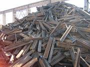 Лом,  металлолом,  металлоконструкции  демонтаж любой сложности