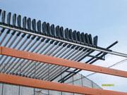 тенты, сдвижные крыши