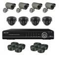Продам оборудование для видеонаблюдения