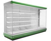 Холодильные регалы б/у из Германии