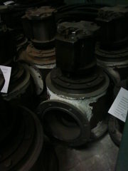 Продам клапан вакумный с пневмоприводом