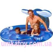 Продажа детского надувного бассейна іntex 57435 Кит