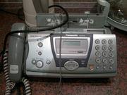 продам б/у телефон факс Panasonik kx-fp 143